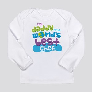 Chef Gifts for Kids Long Sleeve Infant T-Shirt