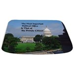 Political Office Bathmat