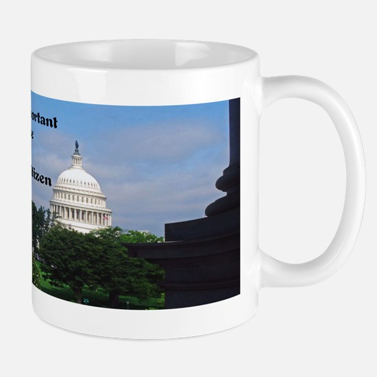 Political Office Mug