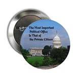 "Political Office 2.25"" Button (10 Pack)"