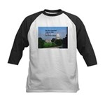 Political Office Kids Baseball Jersey