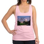 Political Office Racerback Tank Top