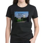 Political Office Women's Dark T-Shirt
