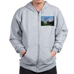 Political Office Zip Hoodie