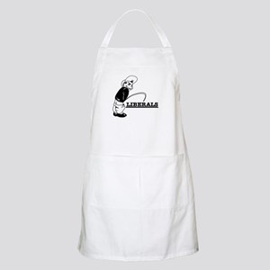 Piss on Liberals BBQ Apron