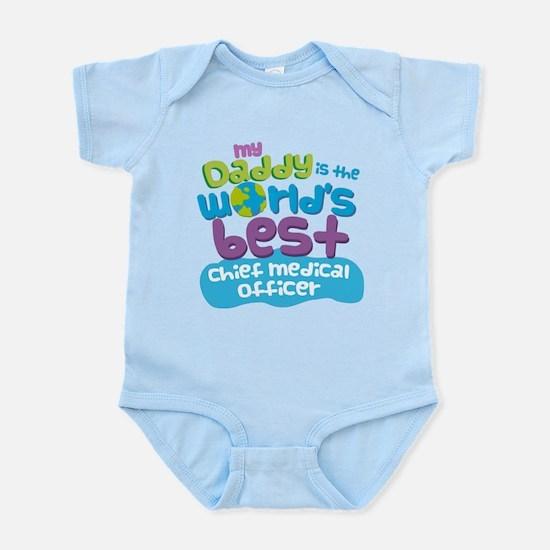 Chief Medical Officer Gifts for Ki Infant Bodysuit