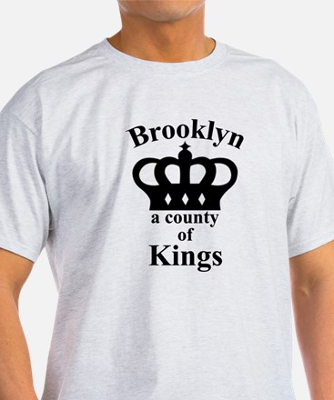 Brooklyn a county of kings T-Shirt