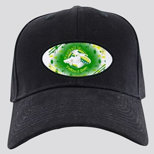 Yellow and Green Football Soccer Baseball Hat