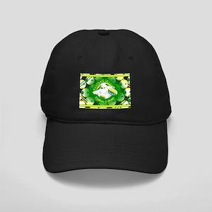 Yellow and Green Football Soccer Baseball Hat