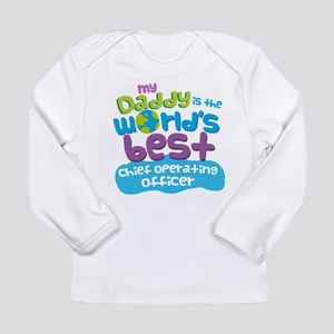 Chief Operating Officer Long Sleeve Infant T-Shirt