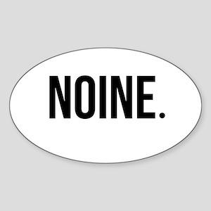 Baba Booey Noine Sticker