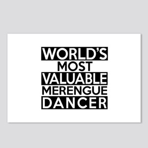 World's Most Valuable Mer Postcards (Package of 8)