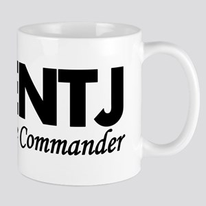 ENTJ | The Commander Mugs