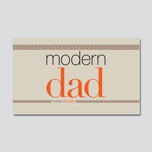 Modern Dad Car Magnet 20 x 12