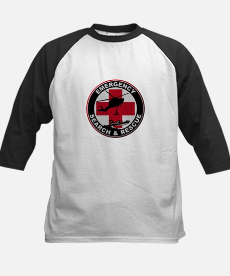 Emergency Rescue Baseball Jersey