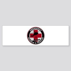 Emergency Rescue Bumper Sticker
