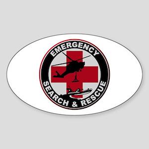 Emergency Rescue Sticker