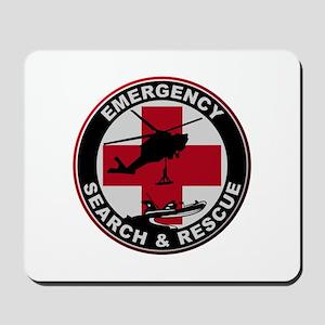 Emergency Rescue Mousepad