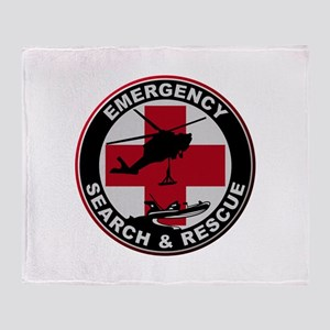 Emergency Rescue Throw Blanket