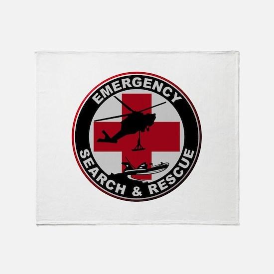 Emergency Rescue Throw Blanket