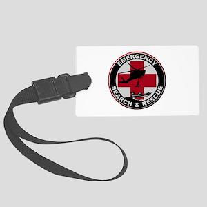 Emergency Rescue Luggage Tag