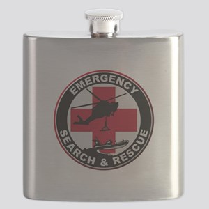 Emergency Rescue Flask