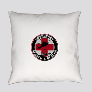 Emergency Rescue Everyday Pillow