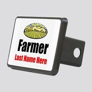 Farmer Hitch Cover