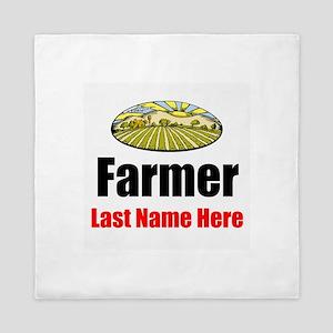 Farmer Queen Duvet