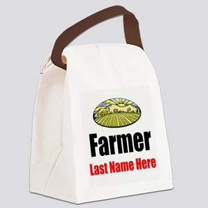 Farmer Canvas Lunch Bag