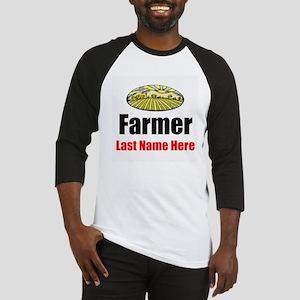 Farmer Baseball Jersey
