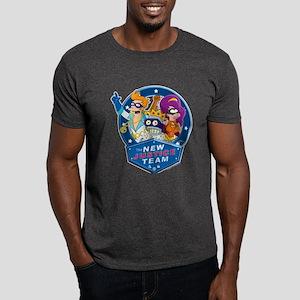 Futurama New Justice Team Dark T-Shirt