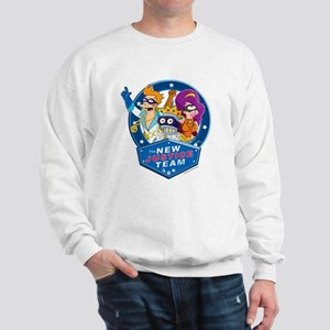 Futurama New Justice Team Sweatshirt