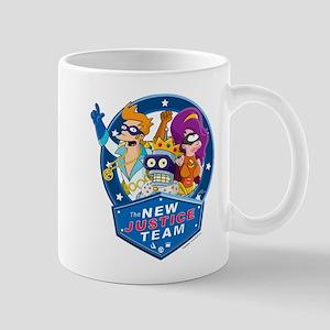 Futurama New Justice Team Mug