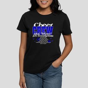 Barb's Cheer Crew Women's Dark T-Shirt