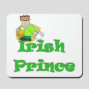 Irish Prince-2 Mousepad