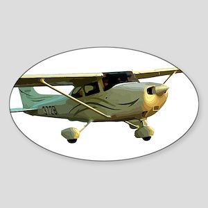 Cessna 172 Skyhawk Sticker