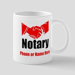 Notary Mugs