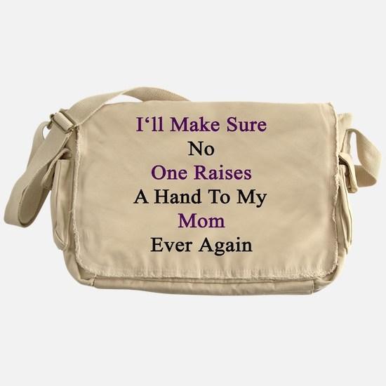 Unique Survivor domestic violence Messenger Bag