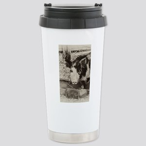 Baby Pig Stainless Steel Travel Mug