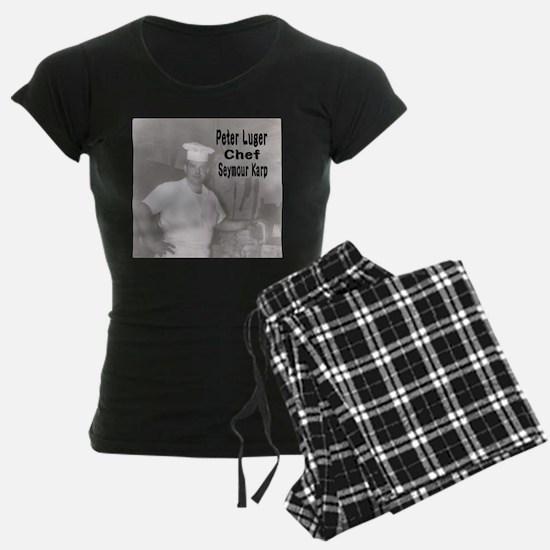 Chef Seymour Karp Pajamas