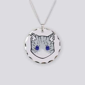 Chibi Ivypool Necklace Circle Charm
