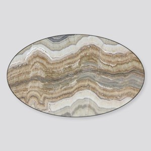abstract chic white marble Sticker