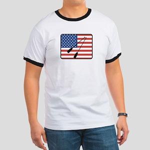 American Rowing Ringer T