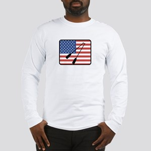American Rowing Long Sleeve T-Shirt