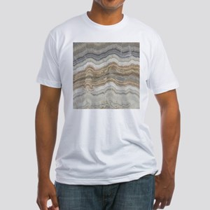 Chic neutral marble swirls T-Shirt