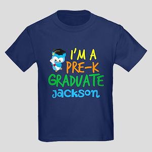 Pre-K Graduate Kids Dark T-Shirt
