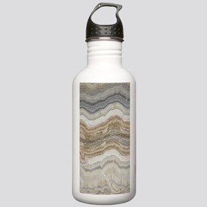 Chic neutral marble sw Stainless Water Bottle 1.0L