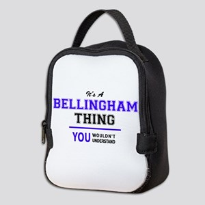 It's BELLINGHAM thing, you woul Neoprene Lunch Bag