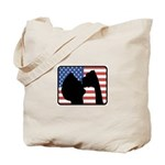 American Party Tote Bag